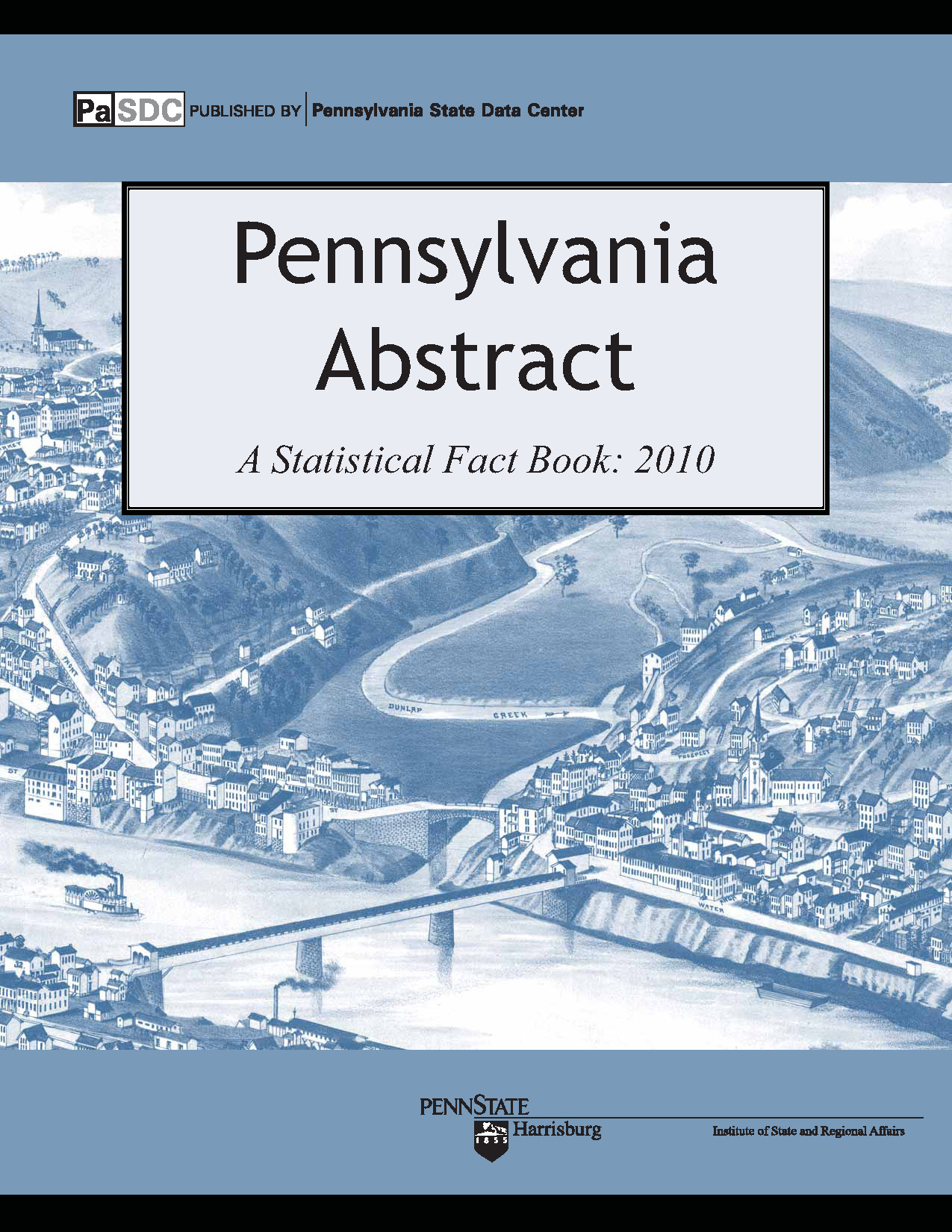 Pennsylvania Statistical Abstract 2010 Print Edition