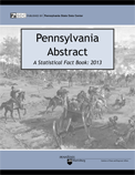 Pennsylvania Statistical Abstract 2013 CD-ROM Edition