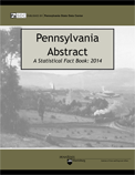 Pennsylvania Statistical Abstract 2014 CD-ROM Edition