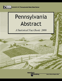 Pennsylvania Statistical Abstract 2008 Print Edition